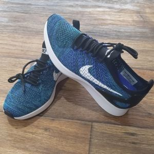RARE Nike air zoom Mariah Flyknit Racer - size 7w